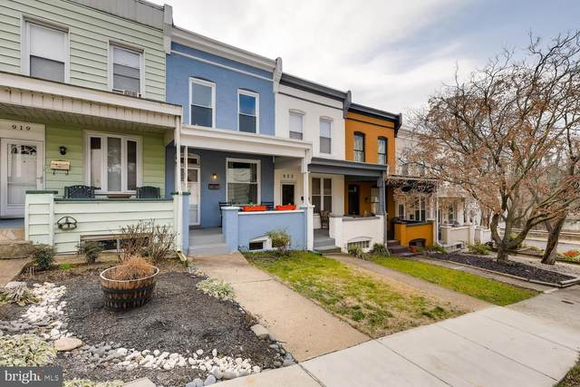 921 W 33RD Street, BALTIMORE, MD 21211 (#MDBA503232) :: The MD Home Team