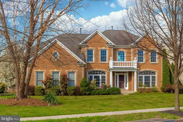 9706 Royal Crest Circle, FREDERICK, MD 21704 (#MDFR261056) :: The Miller Team