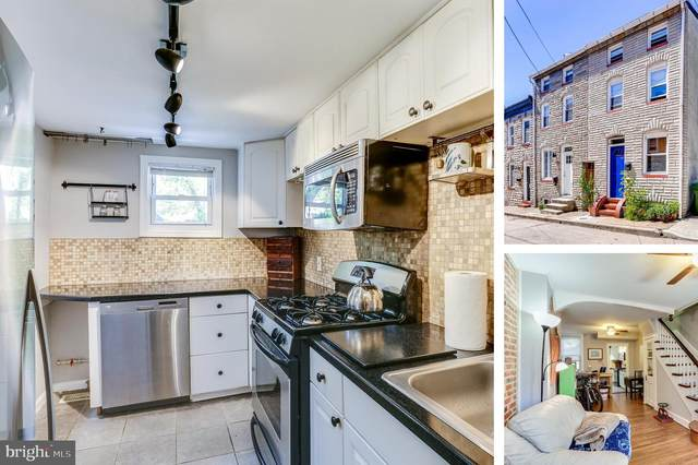 302 S Durham Street, BALTIMORE, MD 21231 (#MDBA503252) :: The Licata Group/Keller Williams Realty