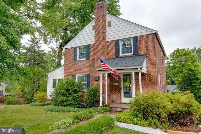 416 Hillen Road, BALTIMORE, MD 21286 (#MDBC487876) :: Jacobs & Co. Real Estate