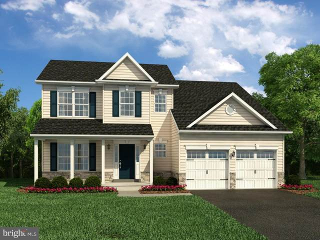 2201 Cloverdale Avenue, PENNSBURG, PA 18073 (#PAMC643450) :: John Smith Real Estate Group