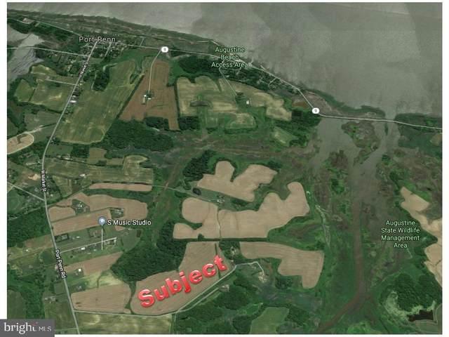 0 Port Penn Road, MIDDLETOWN, DE 19709 (#DENC497304) :: Jason Freeby Group at Keller Williams Real Estate