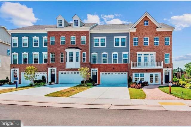11031 Blackburn Cove Lane, MANASSAS, VA 20109 (#VAPW489518) :: Dart Homes