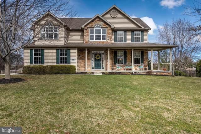 100 Ridgewood Drive, HANOVER, PA 17331 (#PAYK134864) :: Liz Hamberger Real Estate Team of KW Keystone Realty