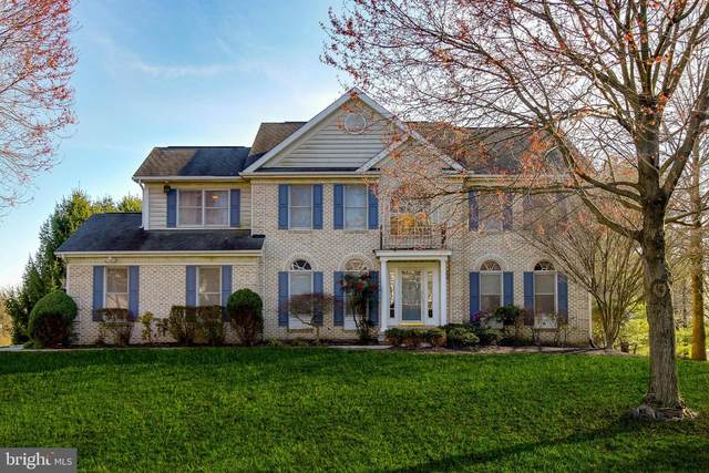 57 Beecham Court, OWINGS MILLS, MD 21117 (#MDBC487964) :: The MD Home Team