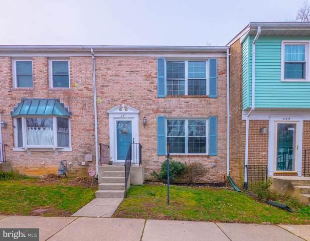 451 Colonial Ridge Lane, ARNOLD, MD 21012 (#MDAA428074) :: Coleman & Associates