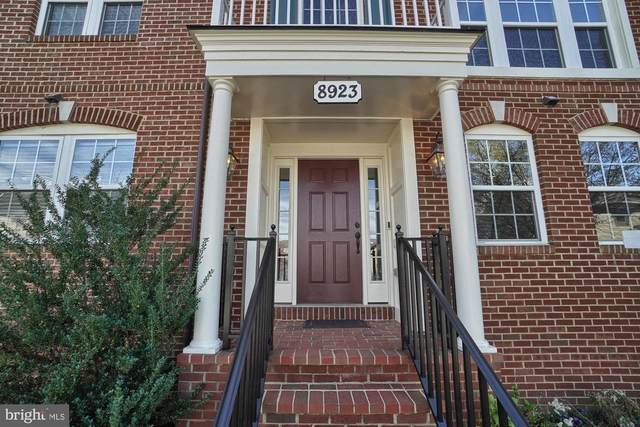 8923 Amelung Street, FREDERICK, MD 21704 (#MDFR261122) :: ExecuHome Realty