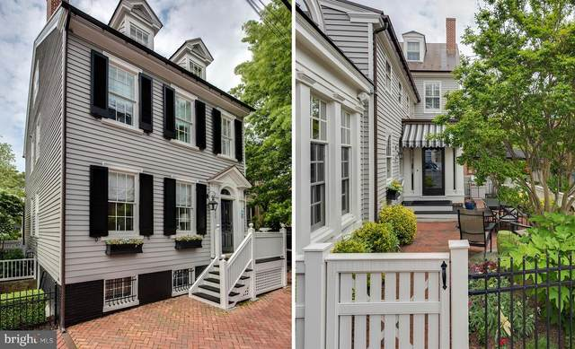 211 Duke Of Gloucester Street, ANNAPOLIS, MD 21401 (#MDAA428078) :: The Sky Group