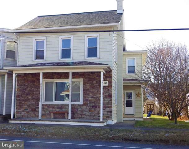 547 E Main Street, HEGINS, PA 17938 (#PASK130060) :: Ramus Realty Group