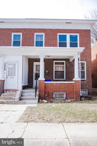 2430 N 4TH Street, HARRISBURG, PA 17110 (#PADA119996) :: Iron Valley Real Estate