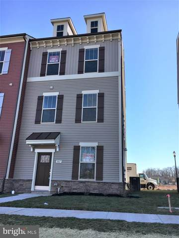 807 Badger Avenue, FREDERICK, MD 21702 (#MDFR261148) :: Talbot Greenya Group