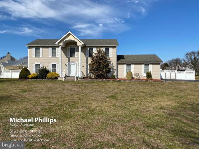 14 Partridge Court, BRIDGETON, NJ 08302 (MLS #NJCB126004) :: The Dekanski Home Selling Team