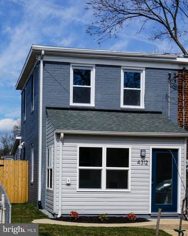 4312 Polk Street NE, WASHINGTON, DC 20019 (#DCDC461420) :: Coleman & Associates