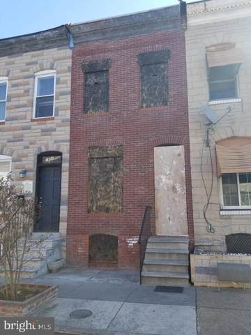 1805 N Port Street, BALTIMORE, MD 21213 (#MDBA503478) :: Network Realty Group