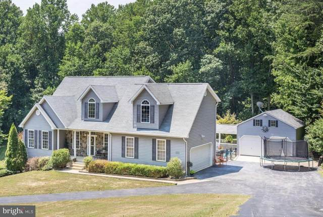 2525 Chinquapin Ridge Court, PRINCE FREDERICK, MD 20678 (#MDCA175084) :: Radiant Home Group