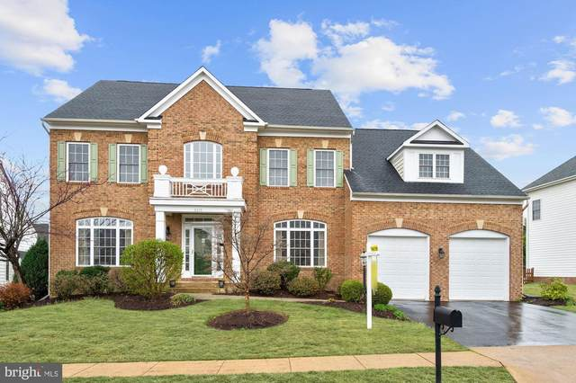 8633 Wales Court, GAINESVILLE, VA 20155 (#VAPW489644) :: Jacobs & Co. Real Estate