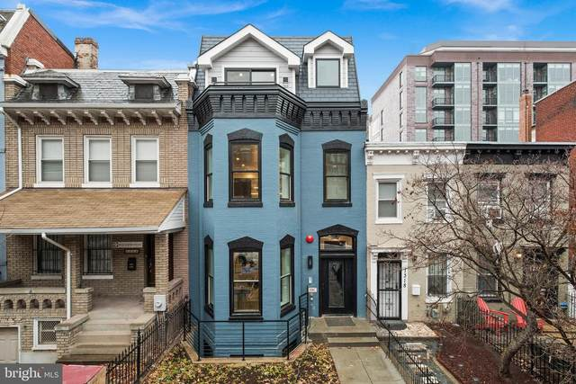 1316 8TH Street NW #1, WASHINGTON, DC 20001 (#DCDC461452) :: Network Realty Group
