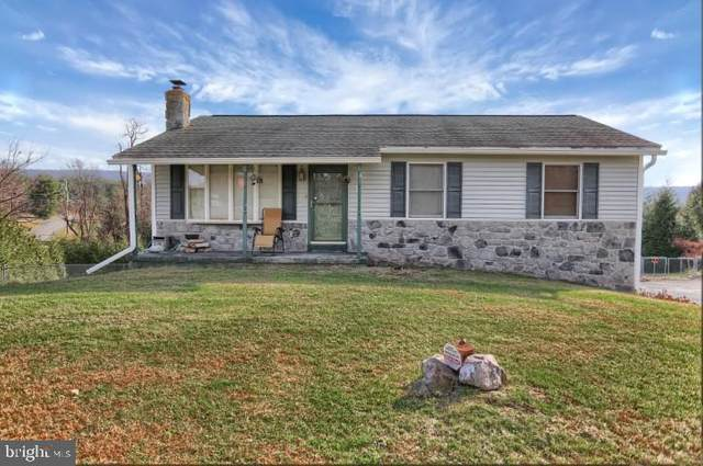 1 Grandview Drive, DUNCANNON, PA 17020 (#PAPY101934) :: The Joy Daniels Real Estate Group