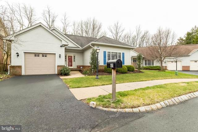 41 Hedge Row Road, PRINCETON, NJ 08540 (#NJMX123612) :: The Toll Group