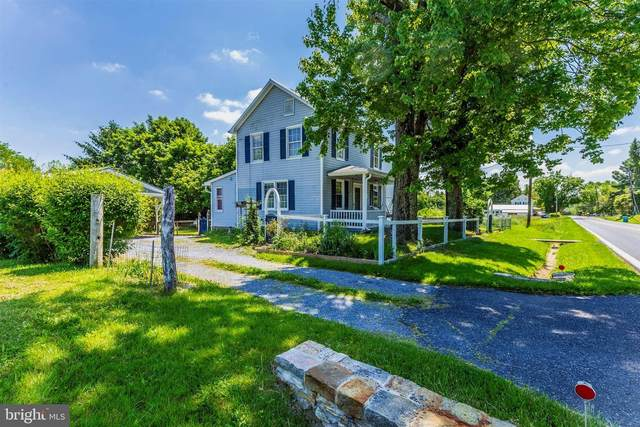 10709 Old Frederick Road, THURMONT, MD 21788 (#MDFR261180) :: Eng Garcia Properties, LLC