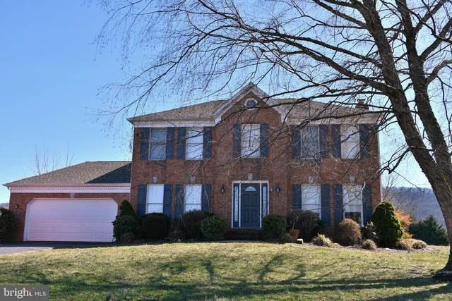 3113 Valley View Court, ROHRERSVILLE, MD 21779 (#MDWA171212) :: John Smith Real Estate Group