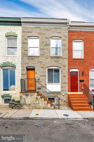 1456 Stevenson Street, BALTIMORE, MD 21230 (#MDBA503520) :: The Dailey Group