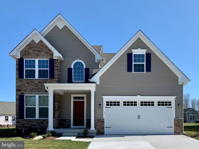 41 Old Forge Drive, OCEAN VIEW, DE 19970 (#DESU157832) :: CoastLine Realty