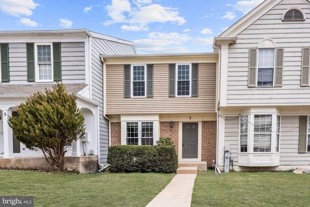 3 Woodhollow Court, OWINGS MILLS, MD 21117 (#MDBC488156) :: Network Realty Group