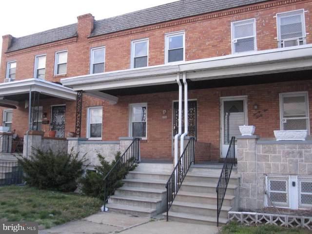 2234 W Saratoga Street, BALTIMORE, MD 21223 (#MDBA503558) :: Shamrock Realty Group, Inc