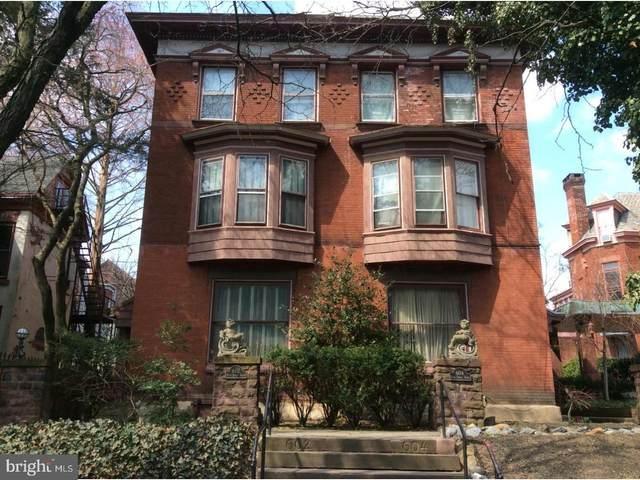 604 N 5TH Street, READING, PA 19601 (#PABK355560) :: LoCoMusings