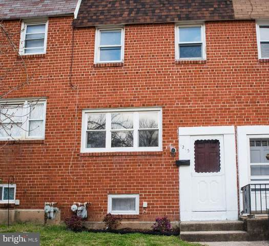 1215 Tyler Street, NORRISTOWN, PA 19401 (#PAMC643784) :: Pearson Smith Realty