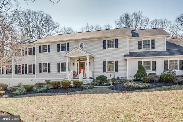 14 Partridge Court, CHERRY HILL, NJ 08003 (MLS #NJCD389550) :: The Dekanski Home Selling Team