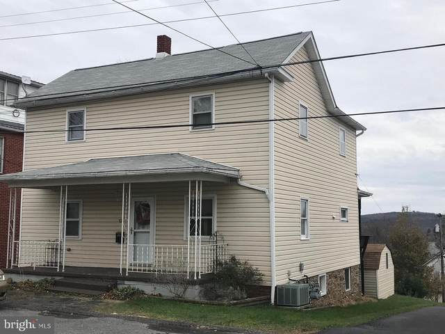 131 Mount Pleasant Street, FROSTBURG, MD 21532 (#MDAL133864) :: Speicher Group of Long & Foster Real Estate