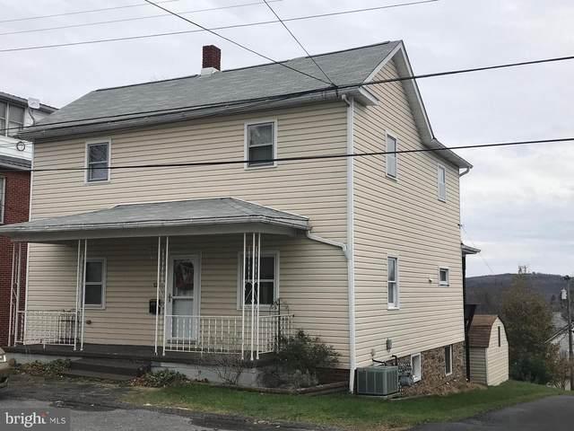 131 Mount Pleasant Street, FROSTBURG, MD 21532 (#MDAL133864) :: LoCoMusings