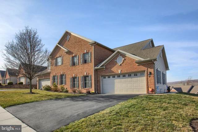 1455 Amherst Court, MECHANICSBURG, PA 17050 (#PACB122266) :: The Joy Daniels Real Estate Group
