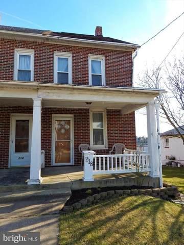 218 W High Street, RED LION, PA 17356 (#PAYK134992) :: Talbot Greenya Group