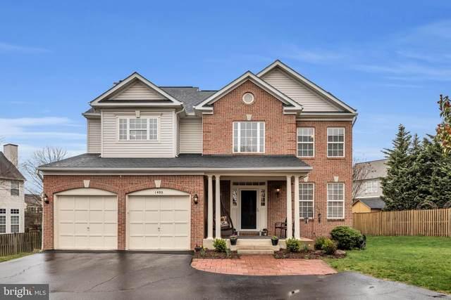 1405 Barksdale Drive NE, LEESBURG, VA 20176 (#VALO405626) :: Jacobs & Co. Real Estate