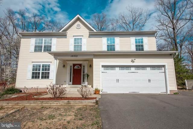 18205 Tebbs Lane, DUMFRIES, VA 22026 (#VAPW489748) :: CR of Maryland