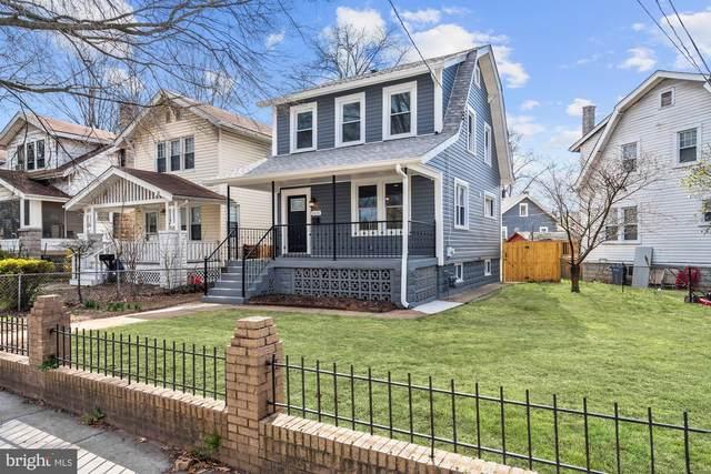3630 S Dakota Avenue NE, WASHINGTON, DC 20018 (#DCDC461600) :: Talbot Greenya Group