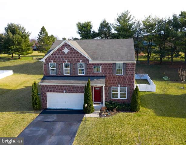 8701 Fairway Court, SEVEN VALLEYS, PA 17360 (#PAYK135018) :: The Joy Daniels Real Estate Group