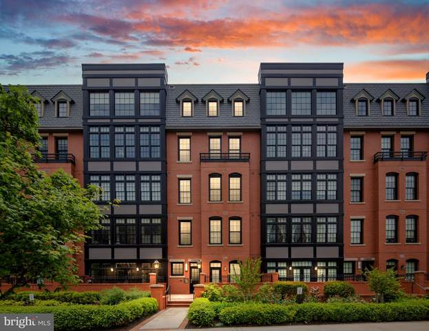 1700C Clarendon Boulevard 4A, ARLINGTON, VA 22209 (#VAAR160200) :: The Bob & Ronna Group