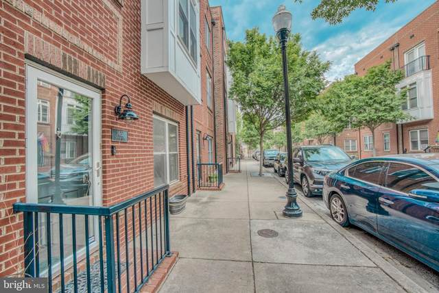 1422 Benjamin Street, BALTIMORE, MD 21230 (#MDBA503680) :: The Licata Group/Keller Williams Realty
