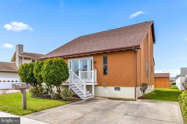 13701 Fiesta Road, OCEAN CITY, MD 21842 (#MDWO112798) :: Jacobs & Co. Real Estate