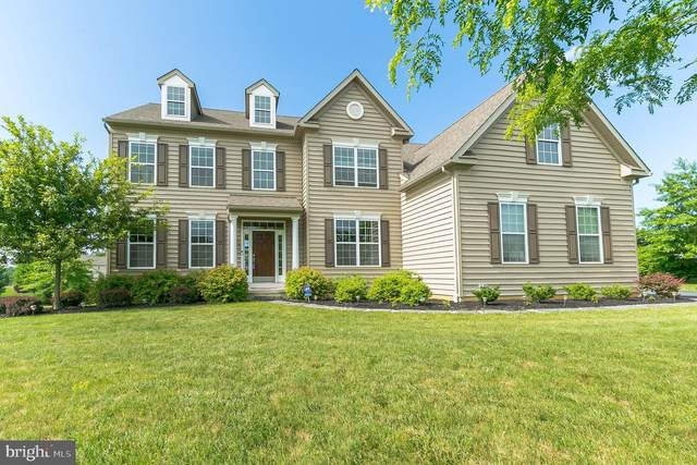 110 Rebecca Drive, DOWNINGTOWN, PA 19335 (#PACT502376) :: Jim Bass Group of Real Estate Teams, LLC