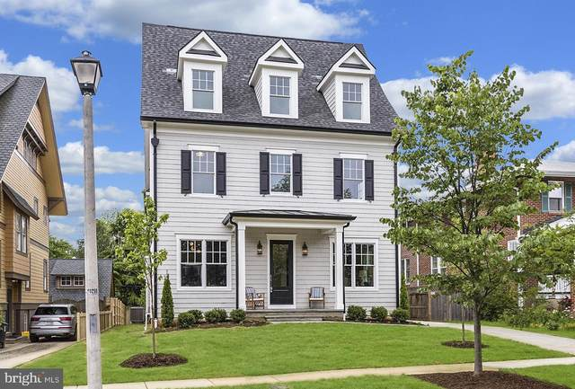 1550 N Danville Street, ARLINGTON, VA 22201 (#VAAR160214) :: Great Falls Great Homes
