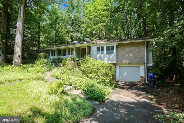 7904 Park Overlook Drive, BETHESDA, MD 20817 (#MDMC699638) :: Tom & Cindy and Associates