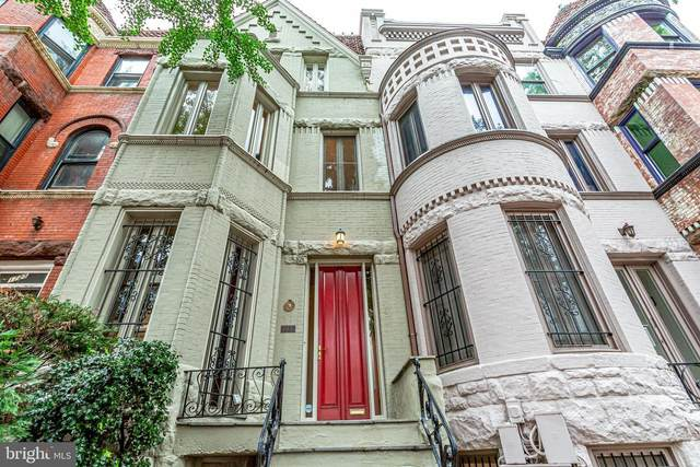 1723 Riggs Place NW, WASHINGTON, DC 20009 (#DCDC461674) :: The Miller Team