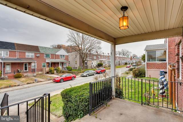 6727 Woodley Road, BALTIMORE, MD 21222 (#MDBC488326) :: Pearson Smith Realty