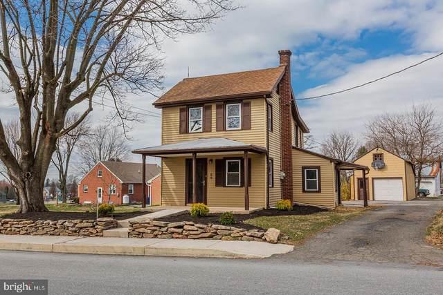 26 Funk Street, STRASBURG, PA 17579 (#PALA160290) :: The Craig Hartranft Team, Berkshire Hathaway Homesale Realty