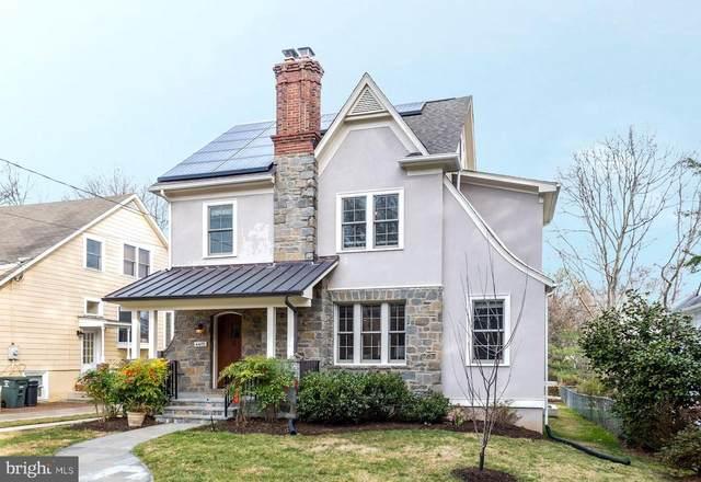 4405 Ridge Street, CHEVY CHASE, MD 20815 (#MDMC699666) :: Eng Garcia Properties, LLC